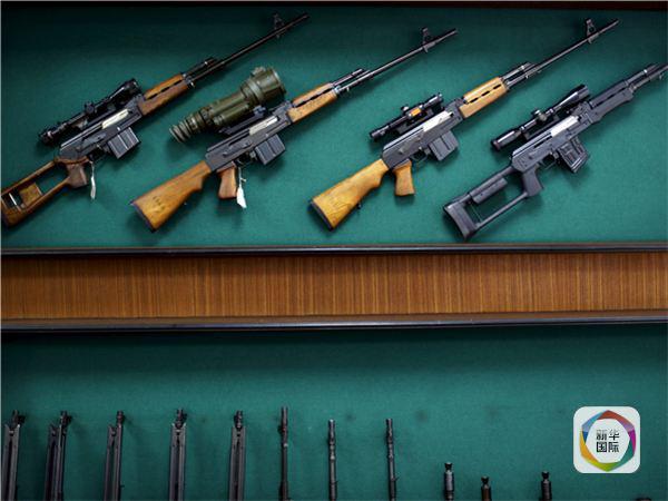 Có một thị trường vũ khí chợ đen giữa châu Âu - ảnh 1