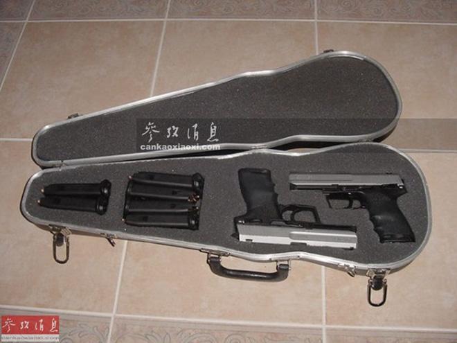 Có một thị trường vũ khí chợ đen giữa châu Âu - ảnh 5