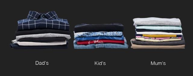 Chị em giải phóng sức lao động thôi: Máy gấp quần áo tự động có thể xử hàng chục bộ đồ trong 5 phút - Ảnh 6.