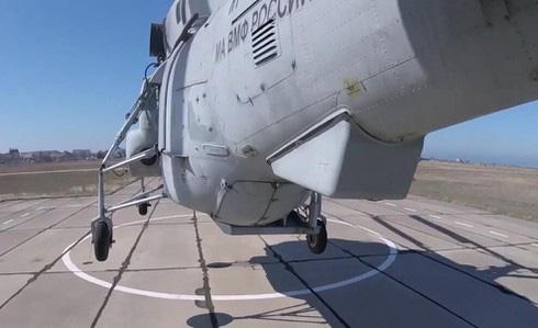 Ó biển Ka-31R của Nga phô diễn khả năng trinh sát độc đáo - Ảnh 6.