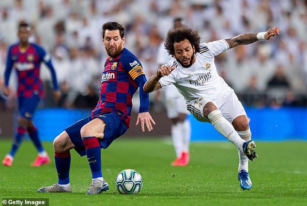 Dịch Covid-19 hoành hành, Messi có thể phải nếm mùi bóng đá hành xác theo kiểu SEA Games - Ảnh 1.