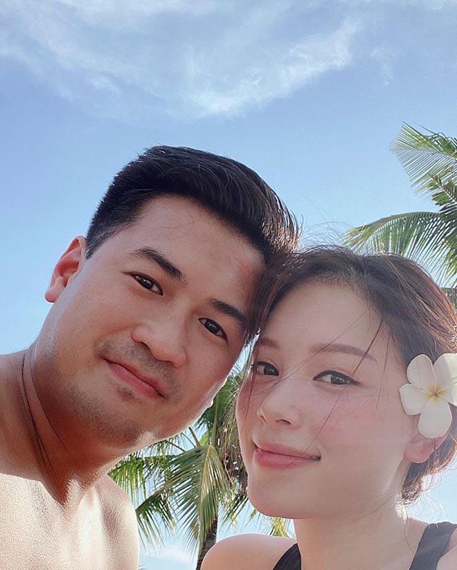 Vẻ sành điệu, đài cát của chân dài đang yêu em chồng đại gia Tăng Thanh Hà - Ảnh 1.