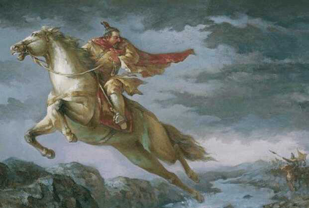 Tam quốc diễn nghĩa: Thực hư thần tích Lưu Bị phi ngựa qua suối Đàn Khê - Ảnh 2.