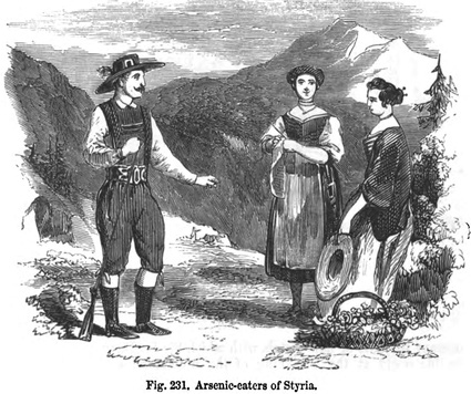 Bí ẩn về những người sử dụng chất độc làm thuốc bổ tại Châu Âu thế kỷ 19 - Ảnh 2.