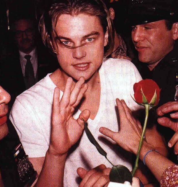 Dân tình đang náo loạn vì top ảnh huyền thoại của Leonardo DiCaprio: Đây chính là vẻ đẹp lu mờ cả minh tinh Iron Man! - Ảnh 1.