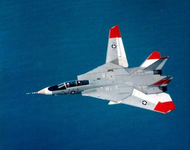 [ẢNH] Mèo đực F-14 Tomcat trên tàu sân bay Mỹ, uy lực và huyền thoại - ảnh 4