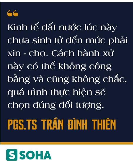 PGS.TS Trần Đình Thiên: Việt Nam vẫn có thể lật ngược tình thế tăng trưởng nếu chống dịch Covid-19 cho kết quả tốt - Ảnh 9.