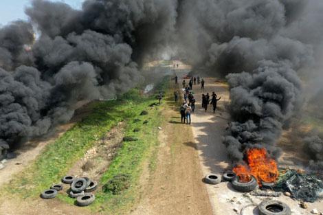 Ngổn ngang 10 năm nội chiến Syria - ảnh 3