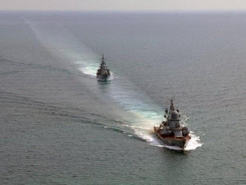 Tuần dương hạm của Nga bị tàu tên lửa Ukraine 'truy sát' ở Biển Đen? - ảnh 1