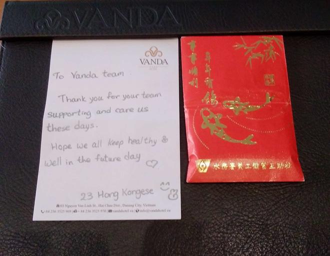 Dỡ cách ly tại khách sạn ở Đà Nẵng nơi 2 khách người Anh dương tính với Covid-19 lưu trú - Ảnh 9.