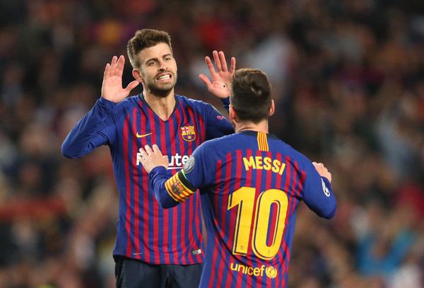 Giữa tâm bão dịch Covid-19, Messi quyết định cắt giảm tiền lương - Ảnh 1.