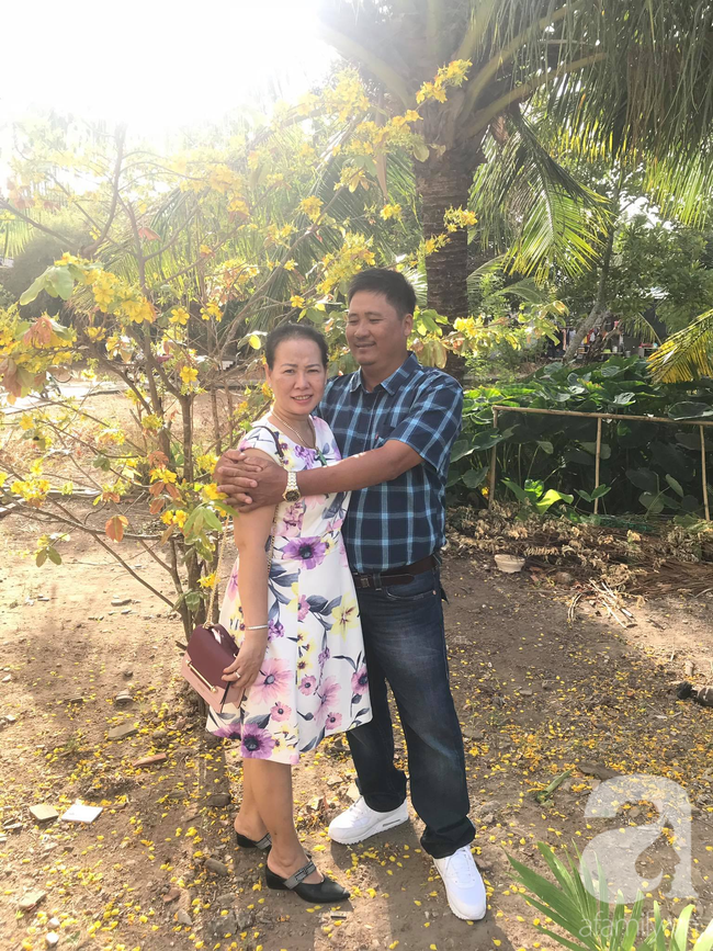 Chuyện ông chồng ở rể 25 năm và hành trình cùng vợ chiến đấu với căn bệnh ung thư vú, không chỉ chăm sóc đặc biệt còn làm vợ cười đến suýt bục chỉ - ảnh 3