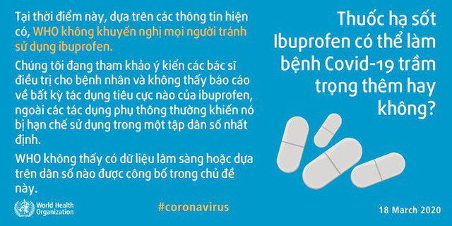 Tuyên bố của Bộ trưởng Y tế Pháp mâu thuẫn với WHO: Khi cần hạ sốt, phải dùng thuốc gì? - Ảnh 4.