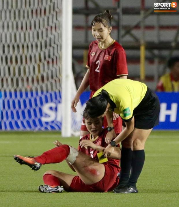 Làm rõ lý do nhà vô địch SEA Games 30 - Chương Thị Kiều vẫn chưa được chữa chấn thương - Ảnh 1.