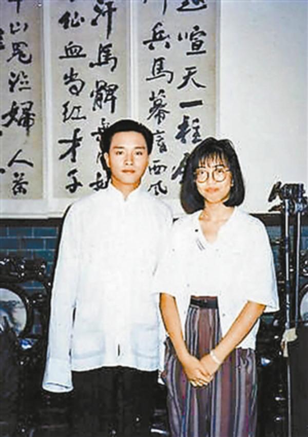 Ảnh hậu trường phim Bá Vương Biệt Cơ.