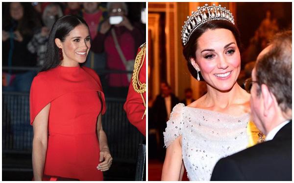 Vai trò khác biệt của hai nàng dâu hoàng gia giữa dịch Covid-19: Người trở thành trụ cột, người ở nhà đăng Instagram hàng ngày - Ảnh 4.