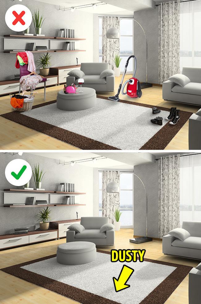 5 bí mật đơn giản để sở hữu ngôi nhà lúc nào cũng sạch sẽ được tiết lộ từ chuyên gia - Ảnh 1.