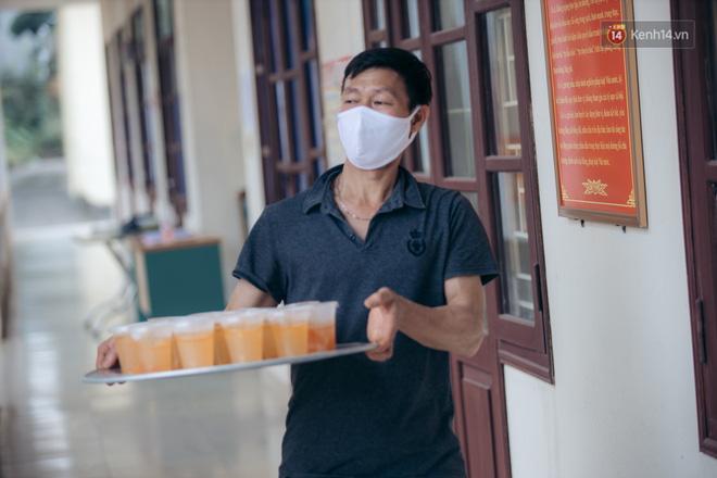 Những chú bộ đội, nhân viên y tế qua ống kính một du học sinh đang cách ly ở Bắc Ninh: Thật hạnh phúc khi được ở đây!  - Ảnh 16.