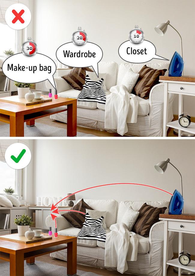 5 bí mật đơn giản để sở hữu ngôi nhà lúc nào cũng sạch sẽ được tiết lộ từ chuyên gia - Ảnh 3.