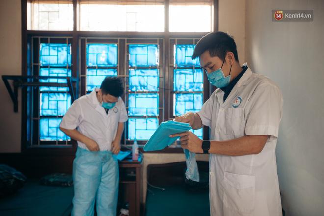 Những chú bộ đội, nhân viên y tế qua ống kính một du học sinh đang cách ly ở Bắc Ninh: Thật hạnh phúc khi được ở đây!  - Ảnh 9.