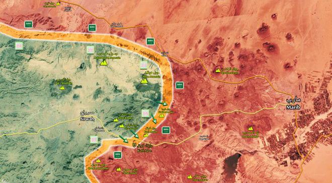 Cuộc tổng phản công của Houthi ở Yemen, đòn hiểm đánh quỵ Saudi trong canh bạc dầu mỏ? - Ảnh 4.