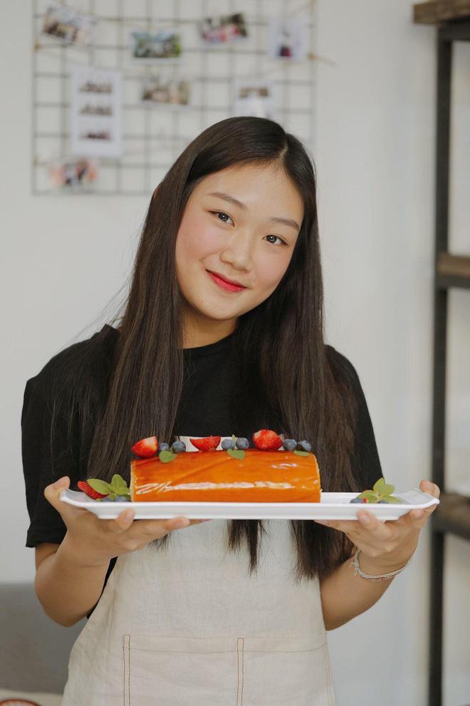 """Gái xinh RMIT tranh thủ khoe tài nấu ăn tại nhà sau giờ học online, ai nói """"dân"""" trường con nhà giàu thì không đảm? - ảnh 2"""