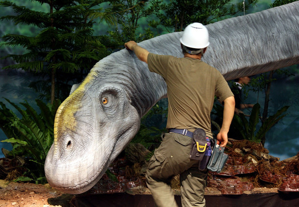 Các nhà cổ sinh vật học tính trọng lượng của khủng long như thế nào? - Ảnh 1.