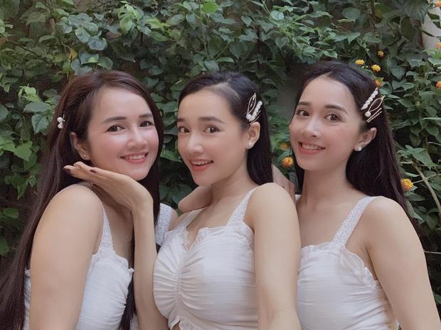 Hội chị em gái sao Việt toàn mỹ nhân: Nhà Nhã Phương gen quá trội, đại diện phía Mai Phương Thuý - Tường San như hotgirl - Ảnh 1.