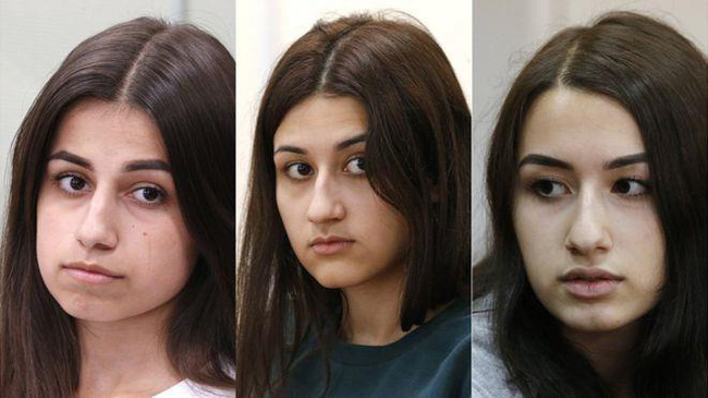 Vụ án 3 con gái giết cha đẻ rúng động nước Nga: Bị bạo hành, cưỡng bức nhiều năm nhưng nói không ai tin, chọn cách giết người để được giải thoát - Ảnh 2.