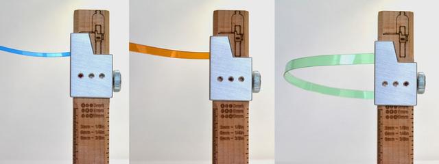 Dụng cụ đơn giản này có thể biến vỏ chai nhựa thành những sợi dây chỉ trong vài nốt nhạc - Ảnh 5.