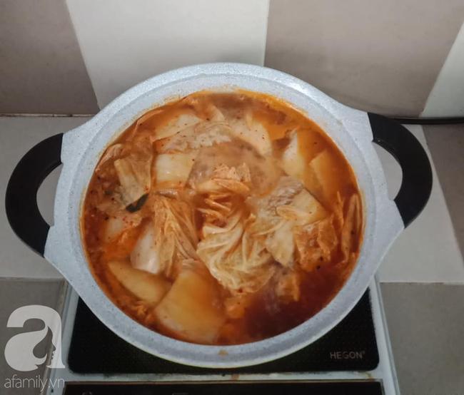Tôi học được cách nấu canh cá của đầu bếp Hàn Quốc, mẹ chồng cũng phải xuýt xoa khen ngon - Ảnh 4.