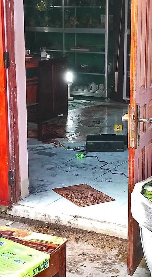 Nghi phạm sát hại sư thầy chùa Quảng Ân khai đột nhập vào chùa để trộm nhưng bị phát hiện - Ảnh 2.