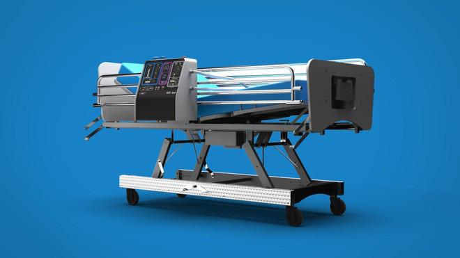 Thương hiệu đồ gia dụng lừng danh Dyson sẽ sản xuất 15.000 máy thở chạy pin cho Covid-19, để có thể sử dụng trong cả bệnh viện dã chiến - Ảnh 1.