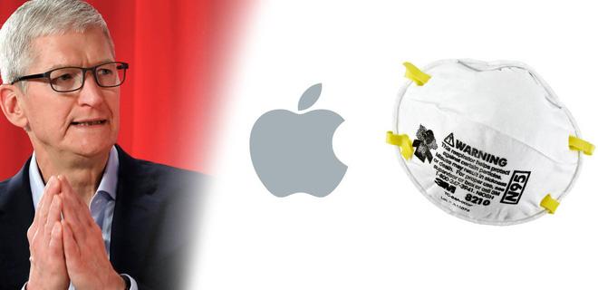 Tại sao Apple lại có đến hàng triệu khẩu trang để quyên tặng cho lực lượng y tế? - Ảnh 1.