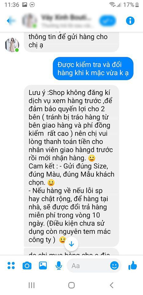 Mua online vì sợ dịch, cô gái mếu máo vì shop treo đầu dê bán thịt chó, nhiều người cũng là nạn nhân - ảnh 3