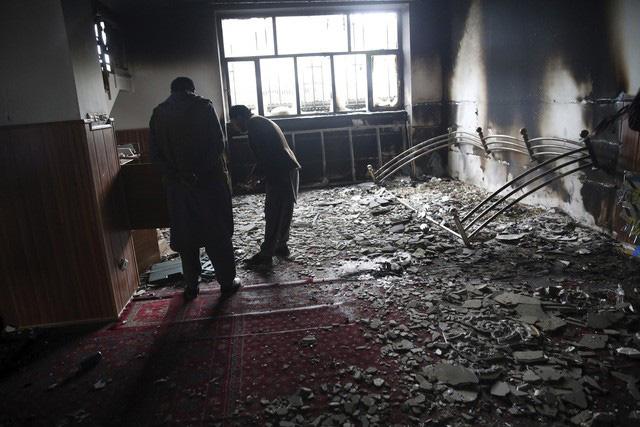 Tấn công ở Afghanistan khiến 25 người thiệt mạng và 8 người bị thương - ảnh 6
