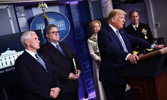 Tổng thống Trump và các nhà lãnh đạo thế giới: Ai là người tuân thủ quy định giữ khoảng cách giao tiếp nhất? - Ảnh 10.