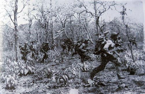 Chiến trường K: Chú chó góp phần cứu cả đại đội quân tình nguyện VN - Trận đánh không cân sức - Ảnh 2.