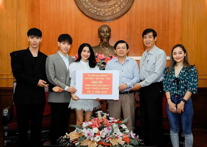 Phi Nhung lo lắng sau 2 tháng không gặp con, Võ Hoàng Yến đi nhặt rác trong khu cách ly - Ảnh 3.