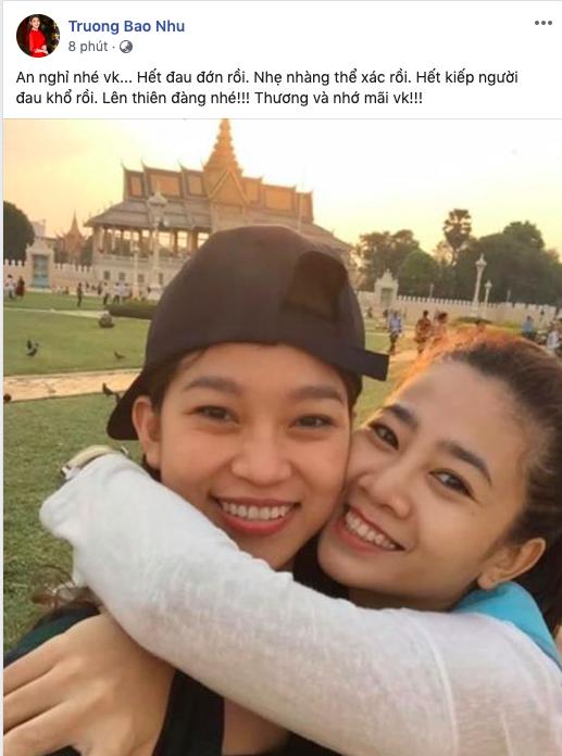 Ốc Thanh Vân sốc không thở nổi, bạn bè đau xót khi biết Mai Phương đột ngột qua đời - Ảnh 7.