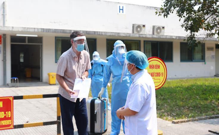 Tin vui: Thêm 1 bệnh nhân Covid-19 điều trị tại Huế đã khỏi bệnh