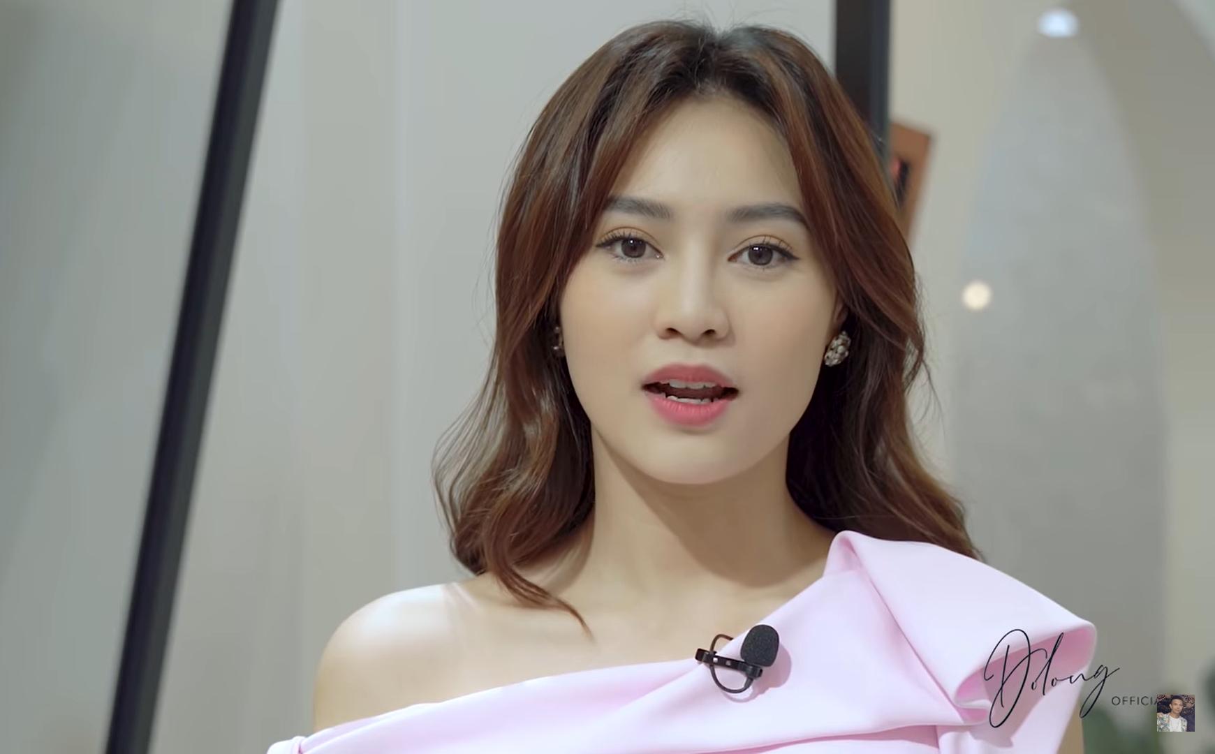 """Ninh Dương Lan Ngọc tiết lộ chuyện """"xấu hổ"""" khi quay phim"""