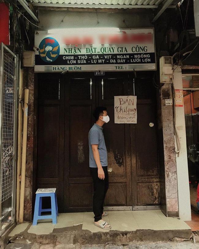 Phải đóng cửa phòng dịch, cửa hàng vịt quay có tiếng phố Hàng Buồm nghĩ ra cách bán như tấu hài - ảnh 1