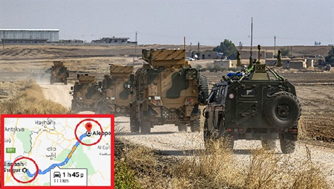 Vô cùng bí ẩn và khẩn cấp: Tại sao Bộ trưởng Quốc phòng Nga Shoigu bất ngờ tới Syria? - Ảnh 1.
