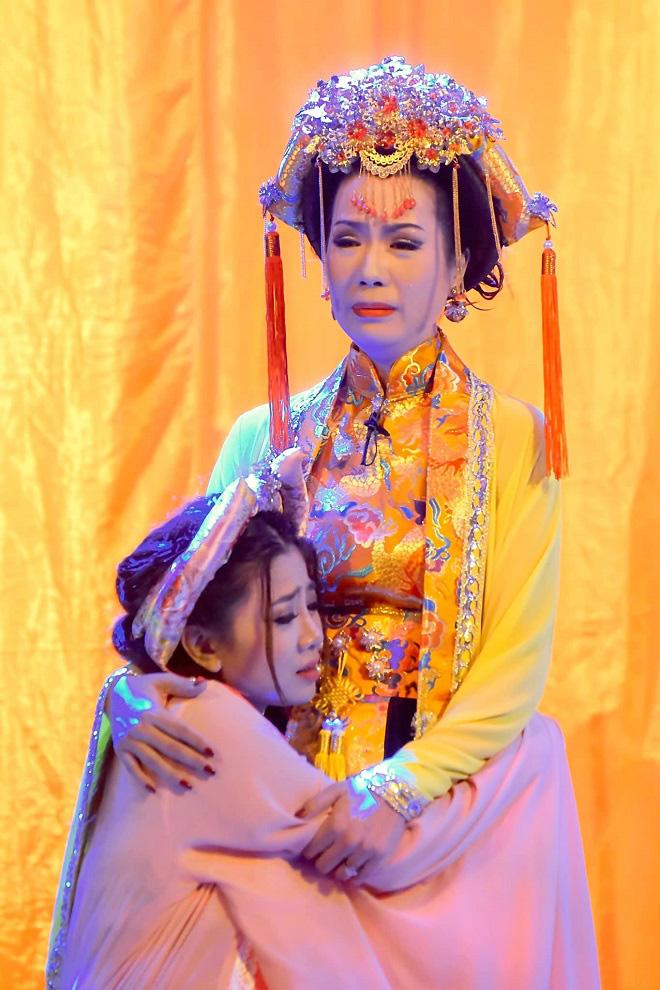 NSƯT Trịnh Kim Chi: Từ Tết đến giờ, Mai Phương đau đớn khủng khiếp, phải ngủ ngồi suốt - Ảnh 3.