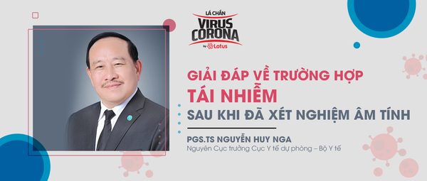 PGS.TS Nguyễn Huy Nga: Người khỏi Covid-19 ở Việt Nam chưa hề có sự lây nhiễm nào cho người khác - Ảnh 2.