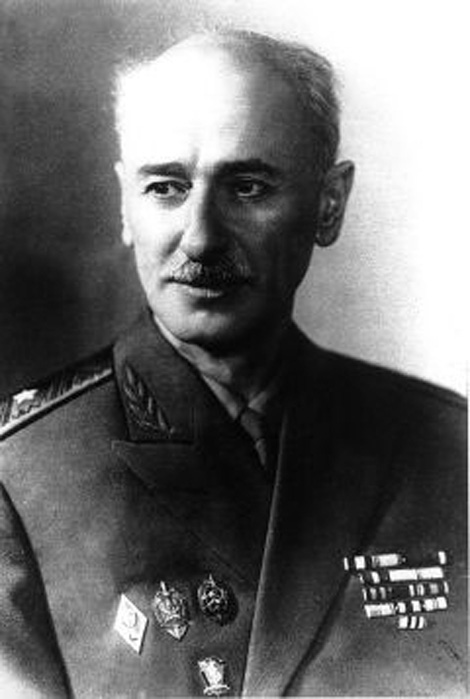 Tướng tình báo Ivan Agaians và những điệp vụ xuyên quốc gia - ảnh 1