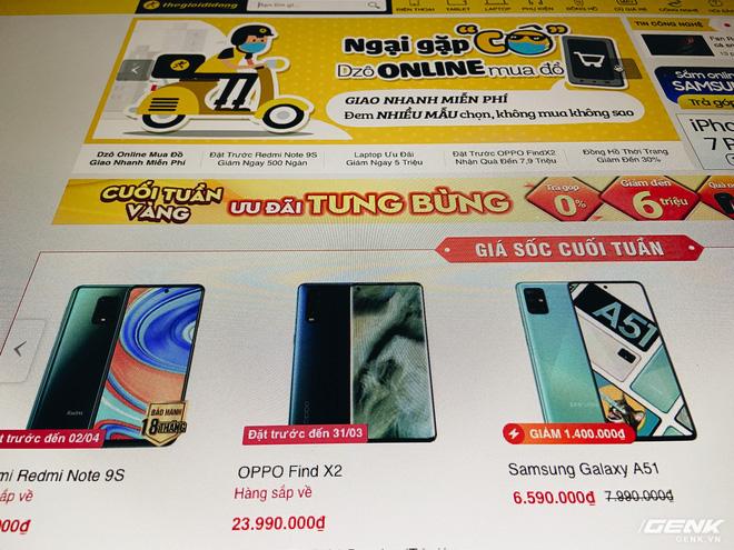 Cửa hàng kinh doanh điện thoại lớn nhỏ đóng cửa vì dịch, chuyển sang bán online - Ảnh 6.