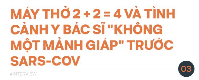 Người lội ngược dòng trong dịch SARS: Máy thở 2+2=4 và tình cảnh y bác sĩ phơi mình trước con virus! - Ảnh 6.