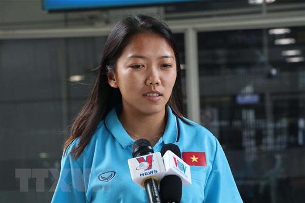 Tuyển nữ Việt Nam đến Australia, sẵn sàng cho trận lượt đi play-off - Ảnh 1.
